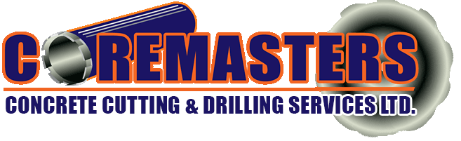 Coremasters Concrete Cutting & Drilling Services Ltd.